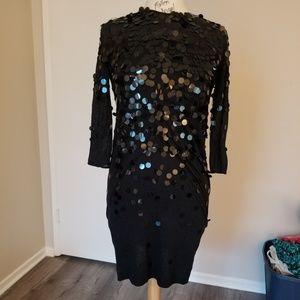Rebecca Taylor Paillette Mini Dress